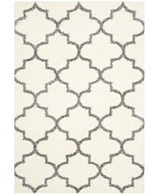 "Montreal Ivory and Gray 5'3"" x 7'6"" Area Rug"