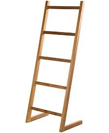 "ARB Teak Towel Self-Standing Decorative Ladder-59"""