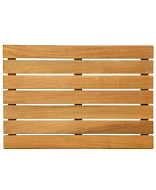 "ARB Teak Bath and Shower Mat-20"" x 14"""