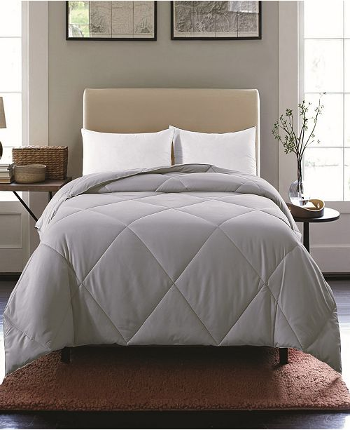 St. James Home Soft Cover Nano Feather Full/Queen Comforter