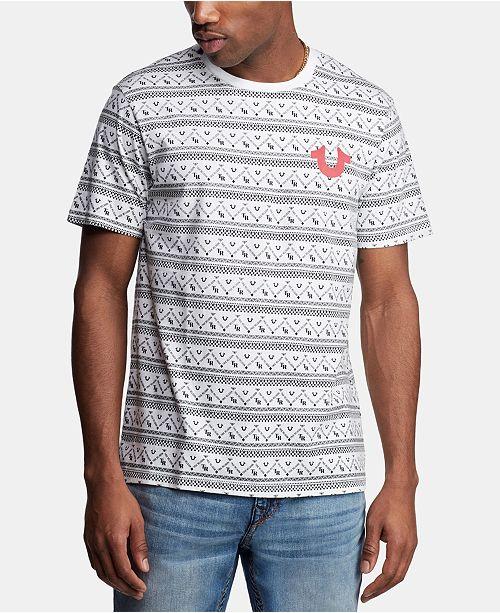True Religion Men's Baja Graphic T-Shirt