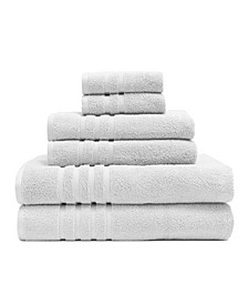 6-Pc. Rayon from Bamboo Towel Set