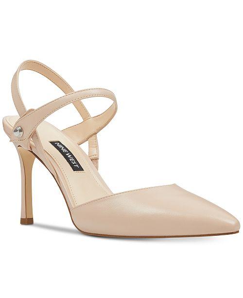 Emme Pointy Toe Pumps | Women Shoes & Handbags for Women