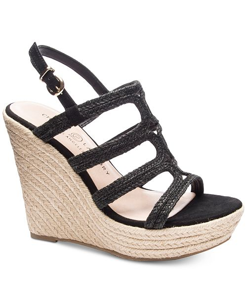 f7d16a1ca1b Chinese Laundry Milla Wedge Sandals  Chinese Laundry Milla Wedge Sandals ...