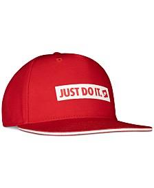 Jordan Little Boys Just Do It Bumpersticker Cap