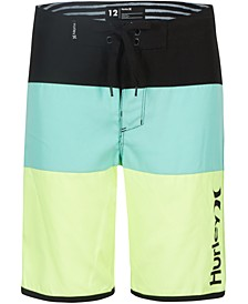 Big Boys Triple Threat Board Shorts
