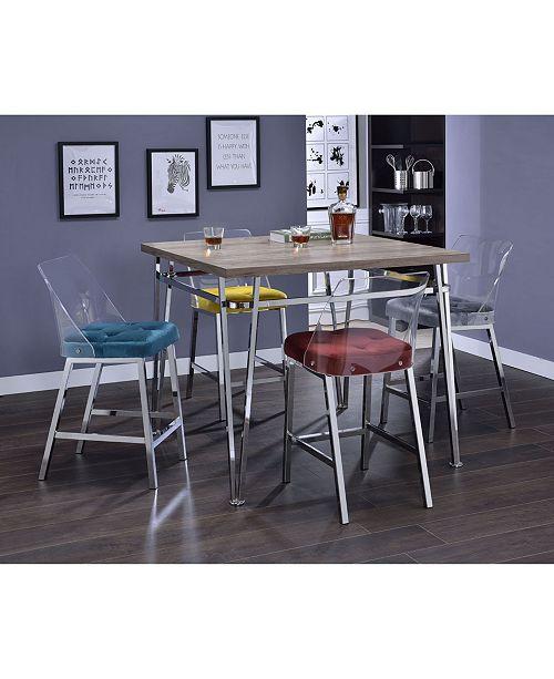 Acme Furniture Nadie II Counter Height Table