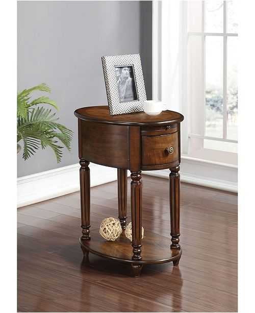 Acme Furniture Peniel Side Table