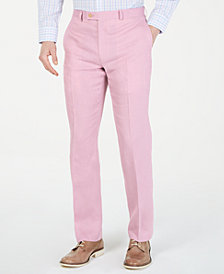 Lauren Ralph Lauren Men's Classic-Fit Linen Dress Pants