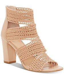 I.N.C. Karenna Woven Stretch Sandal, Created for Macy's