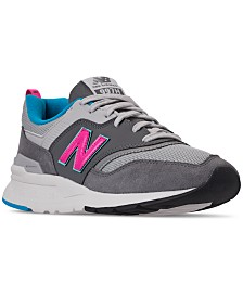 New Balance Men's 997 90S Casual Sneakers from Finish Line