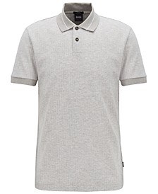 BOSS Men's Phillipson Slim-Fit Cotton Polo Shirt