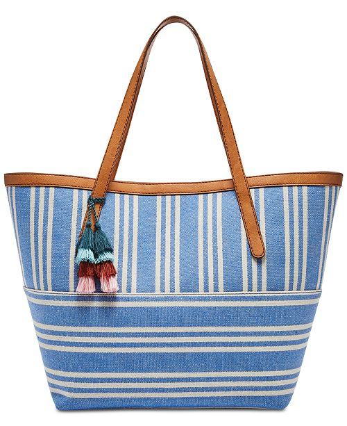 Fossil Jeanne Beach Tote