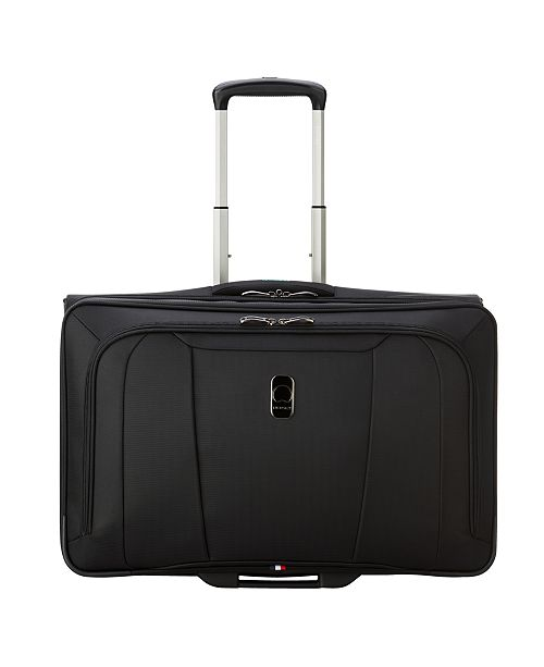 Delsey CLOSEOUT! Helium 360 Spinner Carry-On Garment Bag, Created for Macy's