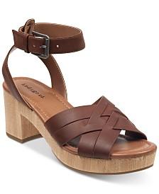 indigo rd. Darsel Wood-Platform Dress Sandals