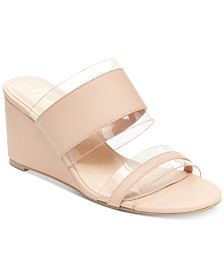 Nanette by Nanette Lepore Isabel Wedge Sandals, Created for Macy's