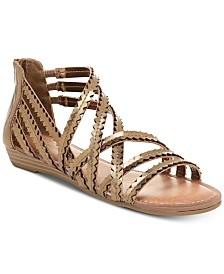 Carlos by Carlos Santana Tremor Detailed Dress Sandals