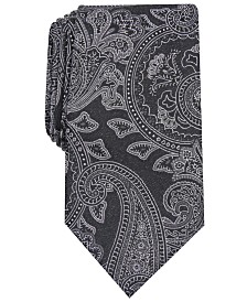 Tasso Elba Men's Glover Paisley Tie, Created for Macy's