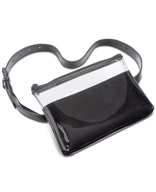 Calvin Klein Clear Belt Bag