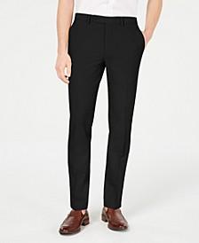 Men's Slim-Fit Stretch Washable Suit Pants