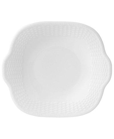 Wedgwood Dinnerware, Nantucket Basket Square Cake Plate