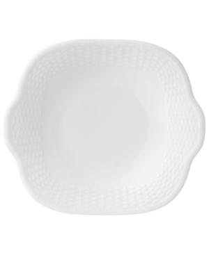 Wedgwood Dinnerware Nantucket Basket Square Cake Plate