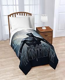Marvel Black Panther Blue Tribe Blanket