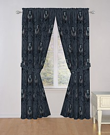 "Marvel Black Panther Wakanda 84"" Drapes"