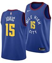 Nike Men s Nikola Jokic Denver Nuggets Statement Swingman Jersey afd1716e9