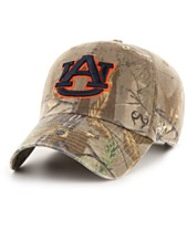 reputable site eaeb2 210fa  47 Brand Auburn Tigers Real Tree CLEAN UP Cap