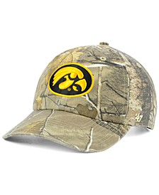Iowa Hawkeyes Real Tree CLEAN UP Cap