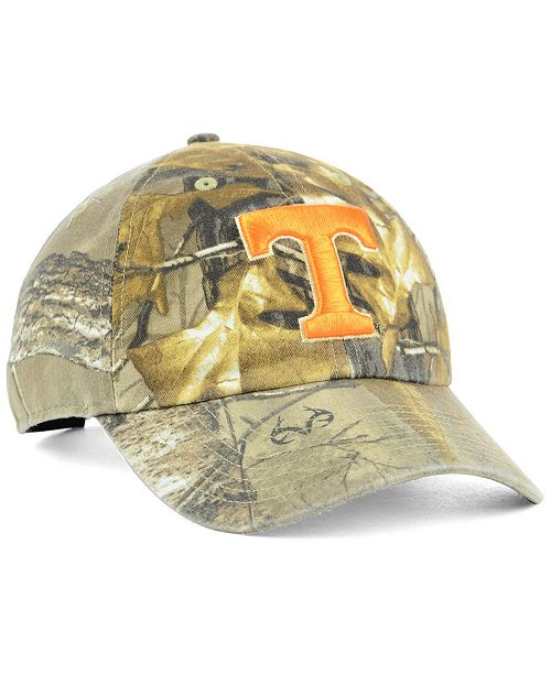 new arrival 65d36 cfc6a ...  47 Brand Tennessee Volunteers Real Tree CLEAN UP Cap    ...