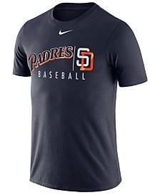 Nike Men's San Diego Padres Dri-FIT Practice T-Shirt