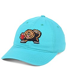 Mitchell & Ness Vancouver Grizzlies Hardwood Classic Basic Slouch Strapback Cap