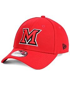 New Era Miami (Ohio) Redhawks League 9FORTY Adjustable Cap