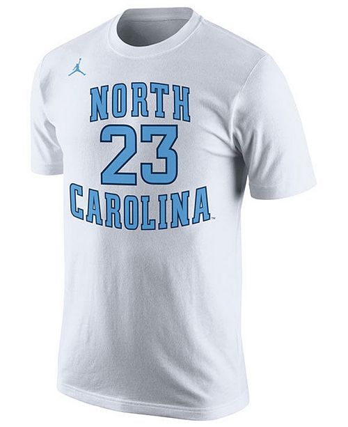 2e02a916227 Jordan Men's Michael Jordan North Carolina Tar Heels Future Star Replica T- Shirt ...
