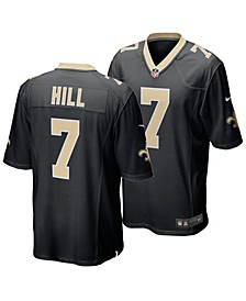 Men's Taysom Hill New Orleans Saints Game Jersey