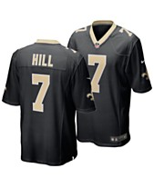 4dbaa980f Nike Men s Taysom Hill New Orleans Saints Game Jersey
