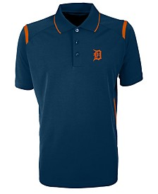 Antigua Men's Detroit Tigers Merit Polo