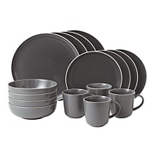 Royal Doulton Exclusively for Bread Street Slate 16-Piece Set