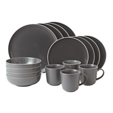 Royal Doulton Exclusively for Gordon Ramsay Bread Street Slate 16-Piece Set