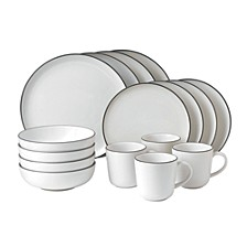 Royal Doulton Exclusively for Bread Street White 16-Piece Set