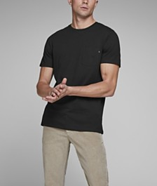 Jack & Jones Men's Organic Cotton T-shirt