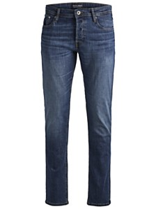 Jack & Jones Men's Straight-Fit Jeans