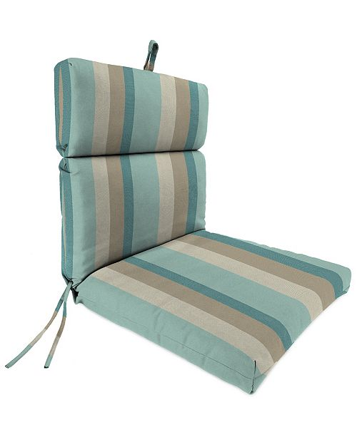 Jordan Manufacturing Outdoor  Chair Cushion - 1 Pack