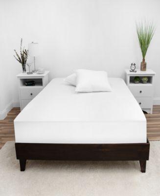 Complete Waterproof Queen Mattress Encasement with Bed Bug Protection