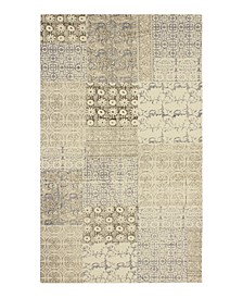 Boise Stonewash Printed Cotton Accent Rug Collection