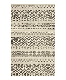 Maie Stonewash Printed Cotton Accent Rug Collection