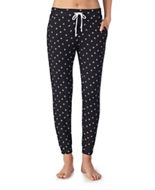 DKNY Long Printed Pajama Pants 7650123