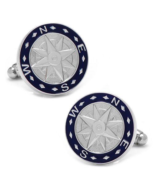 Cufflinks Inc. Compass Cufflinks